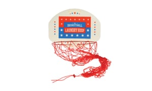 Basketball Laundry Bag, £16.95, rexlondon.com
