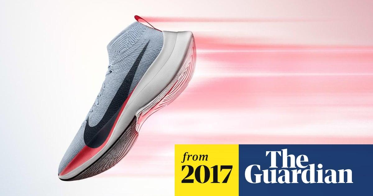3f09203f2779 Breaking2  high-tech shoe for Nike s bid to break the two-hour marathon