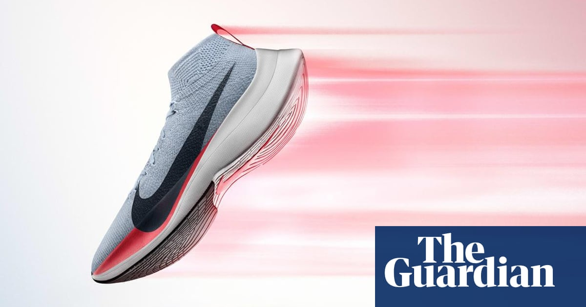 8c6629db7 Breaking2  high-tech shoe for Nike s bid to break the two-hour marathon