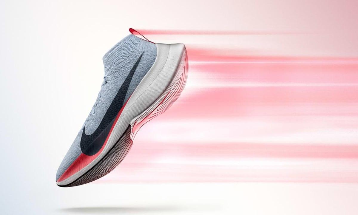 Levántate judío Arashigaoka  Breaking2: high-tech shoe for Nike's bid to break the two-hour marathon |  Life and style | The Guardian