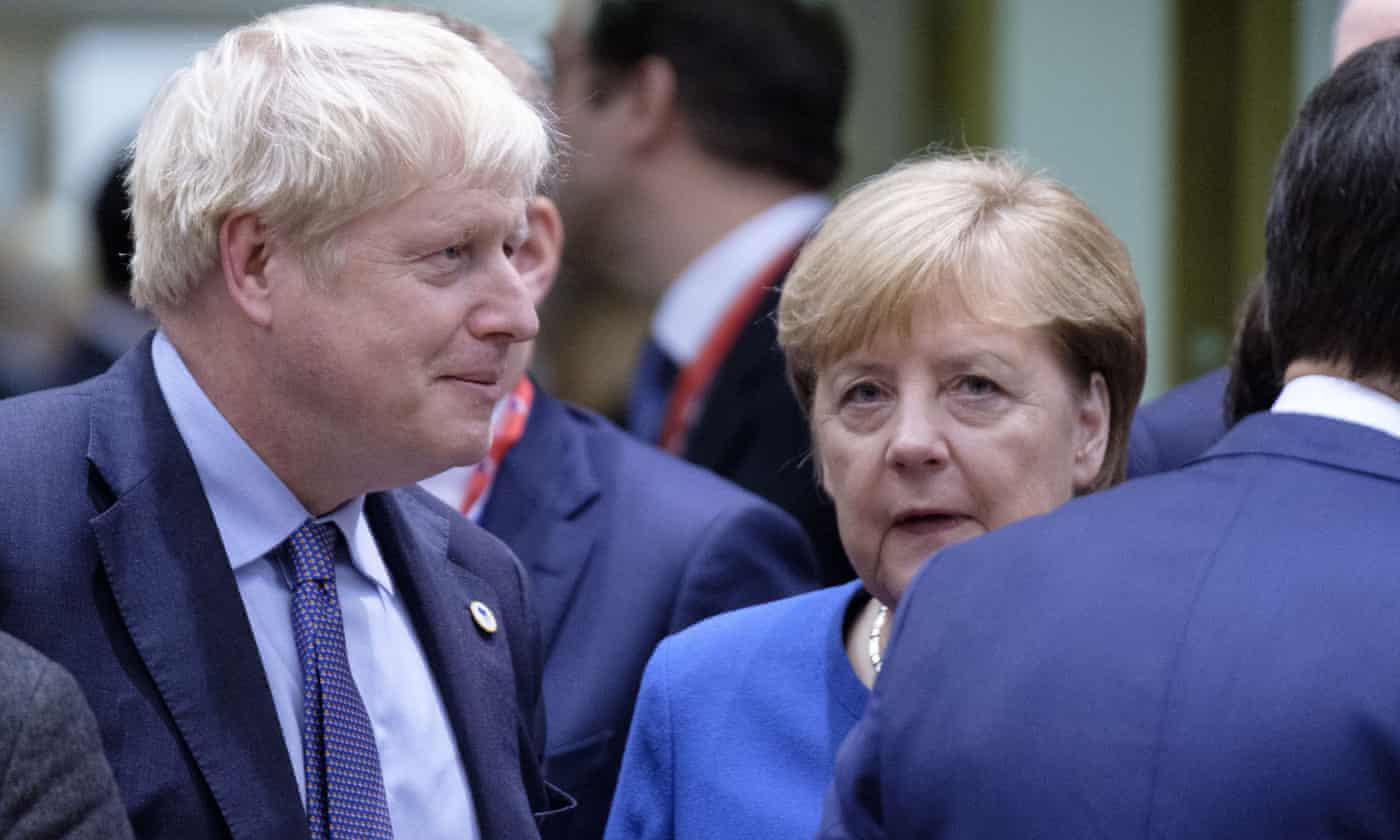Brexit extension unavoidable if MPs reject deal, says Merkel
