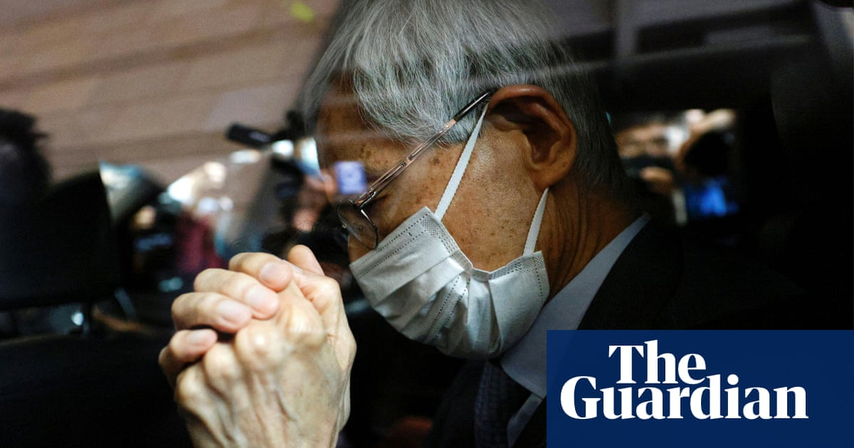 Hong Kong pro-democracy activists are handed suspended sentences – video