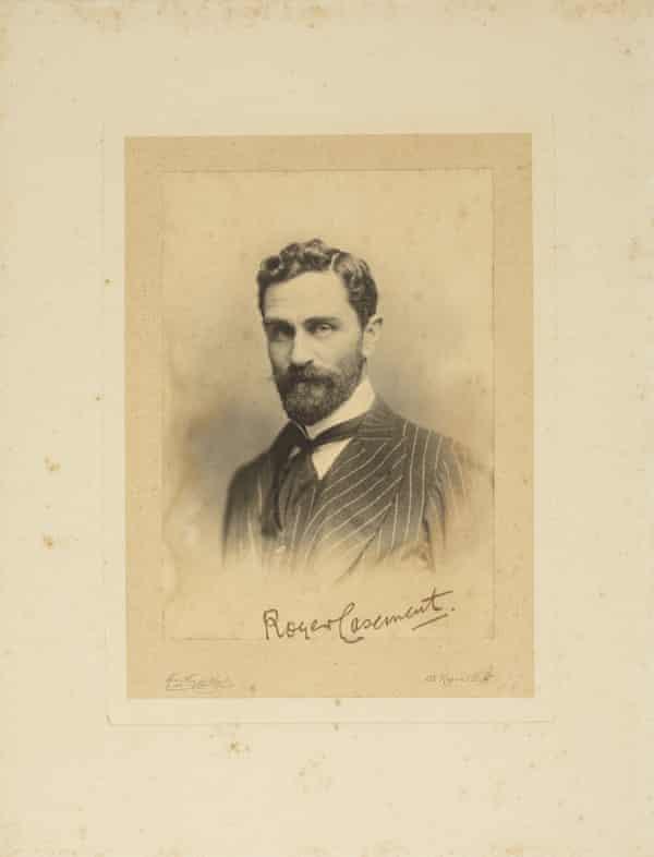 Simon Fujiwara: The Humanizer - Portrait of Sir Roger Casement, Photo, CAS1A, Courtesy National Library of Ireland