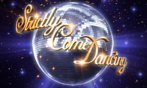 Strictly Come Dancing's new logo