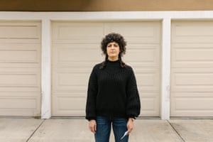 Shirin Bina, a renter in Oakland, California, received an eviction notice from her landlord during the coronavirus pandemic.