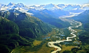 The Yendegaia national park in Tierra del Fuego in southern Chile.