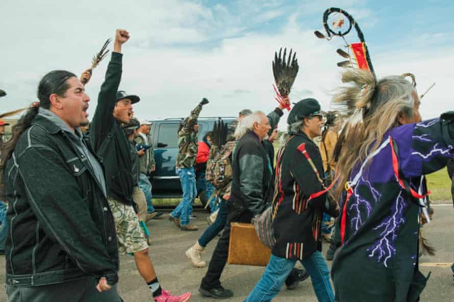 Dakota protesters