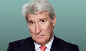 Jeremy Paxman.
