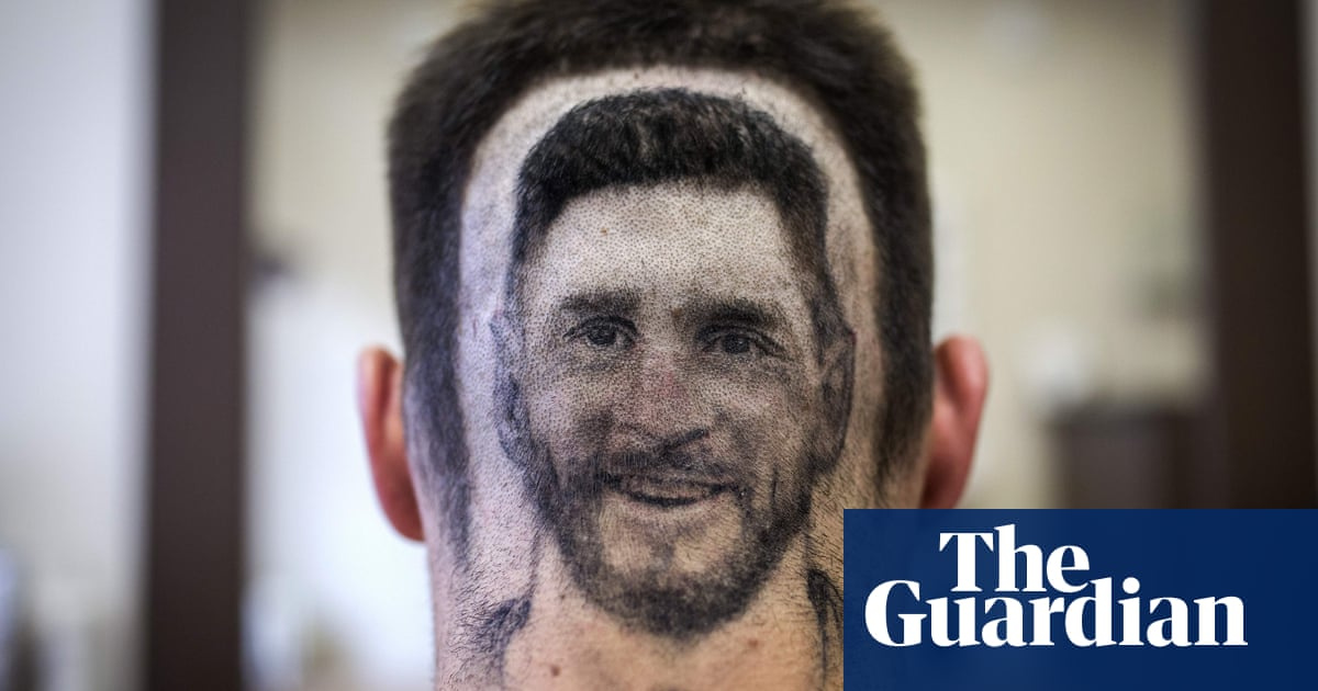 Hair We Go The Best World Cup Haircuts In Pictures Football