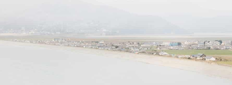 Fairbourne, in north Wales