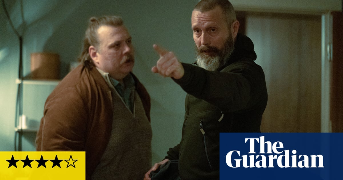 Riders of Justice review – oddly life-affirming revenge comedy