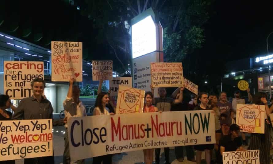 Nauru protests