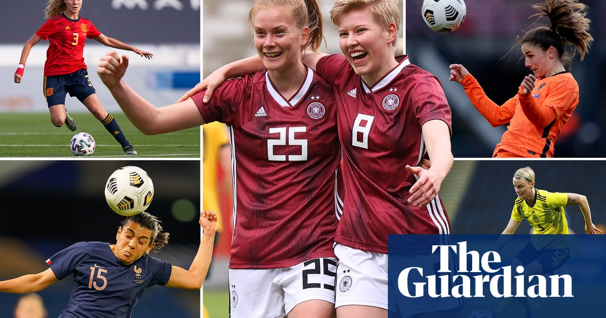 Women's Euro 2022 power rankings: breaking down all 16 finalists
