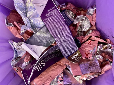 Councils won't collect metal hair dye tubes in their recycling bins, but they can be taken out of the waste stream by salon-specific recycling programs.