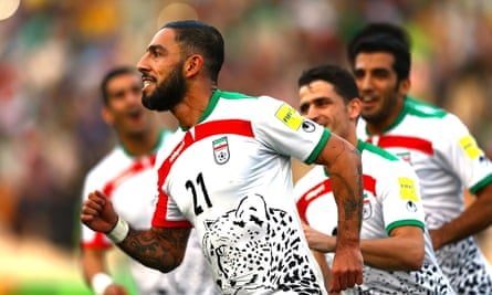 Carlos Quieroz's Iran has seen an almost seamless integration of players like Dejagah and Beitashour.