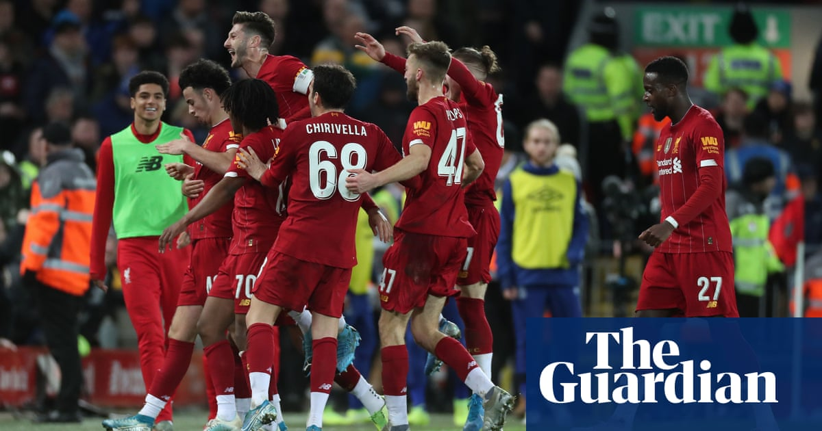 FA Cup fallout, French upsets and social media ups and downs – Football Weekly