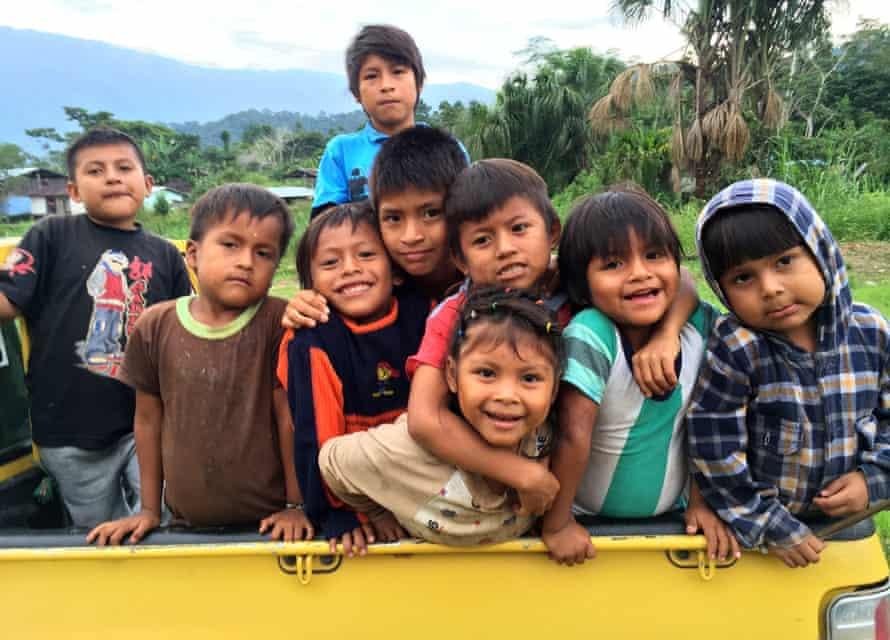 el tink indigenous mining ecuador