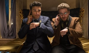 James Franco and Seth Rogen, The Interview