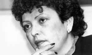 Magda Enriquez.