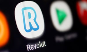 The Revolut logo