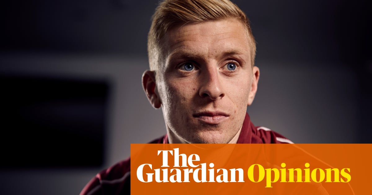 As footballers worked to do our part, people tried to make villains of us | Ben Mee