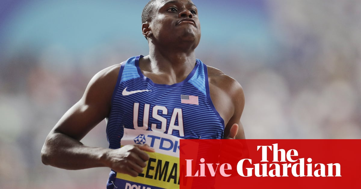 World Athletics Championships 2019: day two – live!