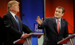 Ted Cruz refuses to say Donald Trump is fit to be president after endorsement
