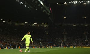 Lionel Messi created Barcelona's goal with a remarkable cross to Luis Suárez.