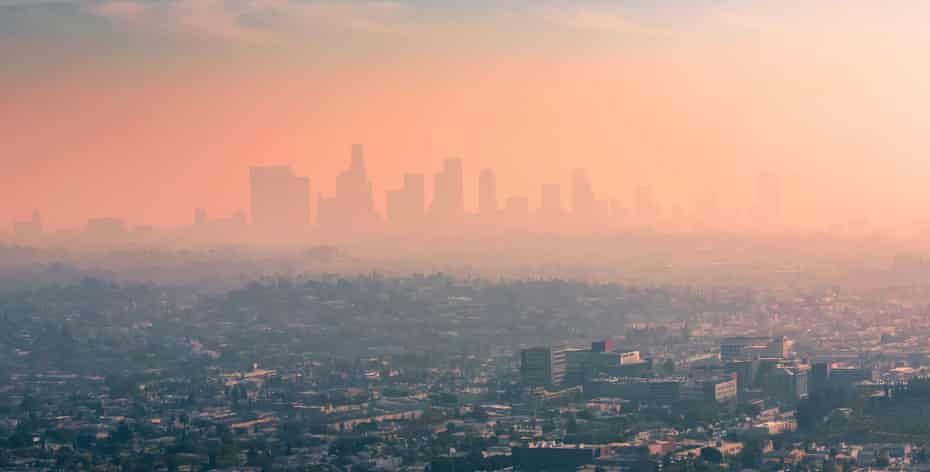 Another study found air pollution in national parks has rivaled that of cities such as Los Angeles.