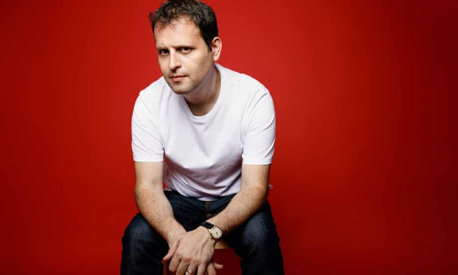 Adam Kay: 'Everything goes wrong when people close up.'
