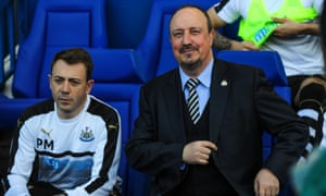 Rafael Benítez turns 57 on Sunday, but his focus is on Newcastle's Championship matches against Leeds and Ipswich over the Easter weekend.
