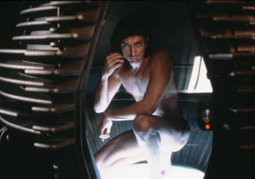 The Fly - 1986No Merchandising. Editorial Use Only. No Book Cover Usage. Mandatory Credit: Photo by 20th Century Fox/Kobal/REX/Shutterstock (5883298d) Jeff Goldblum The Fly - 1986 Director: David Cronenberg 20th Century Fox USA Scene Still Family La Mouche