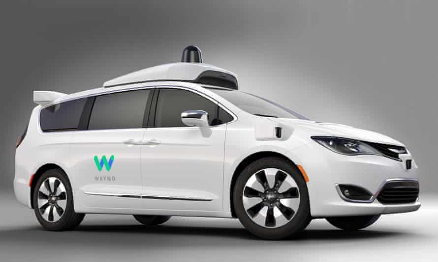The Pacifica minivan, which replaces the Firefly.