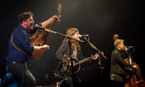 Mumford & Sons … 'We want every fan to feel they've got value for money.'