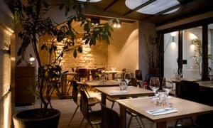 Jaja Restaurant, in Paris's 4e arrondissement