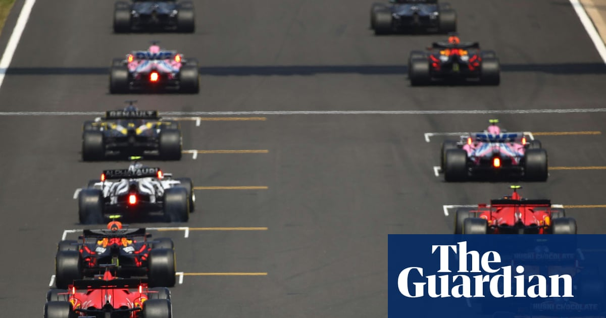 Human rights groups urge driver action over F1 race in Saudi Arabia
