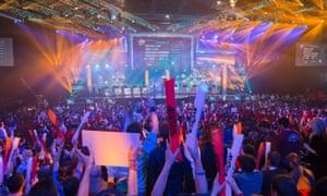 League of Legends World Championship Final