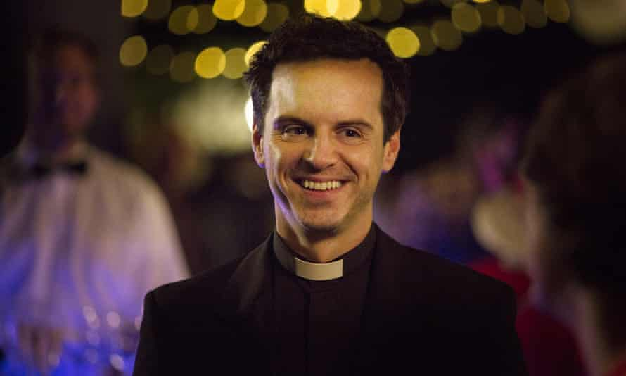 Was Andrew Scott's character really responsible for a surge in young people attending church?