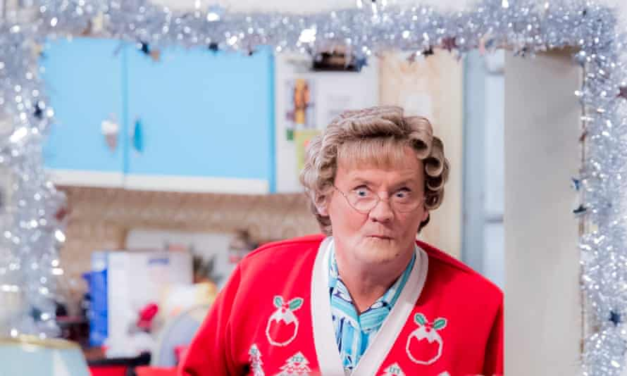 Mrs Brown's Boys Christmas special.