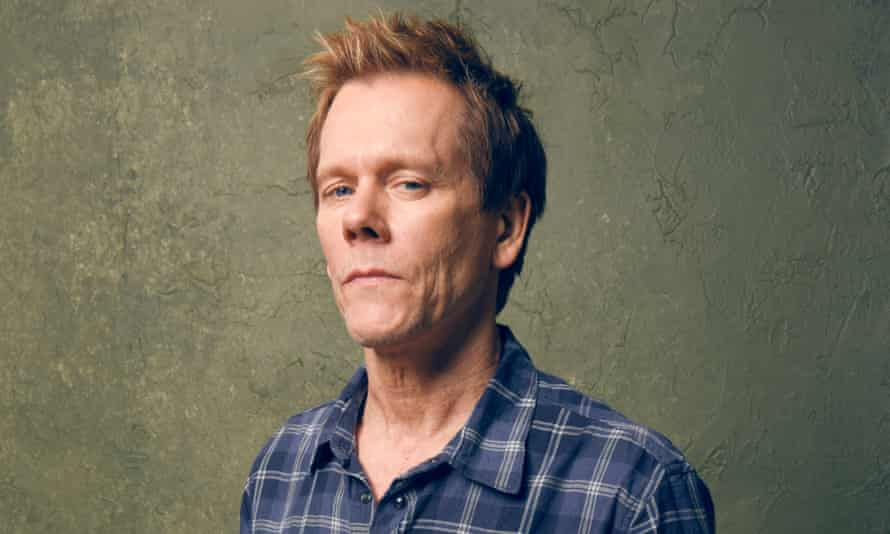 An affinity for the dark side … Kevin Bacon.