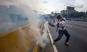 Some argue that Venezuelans have finally reached the tipping point.