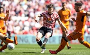 Paddy McNair makes it 3-0.