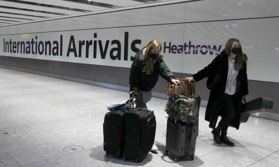 The UK added the Philippines, Pakistan, Kenya and Bangladesh to the list of countries from which almost all arrivals are banned.