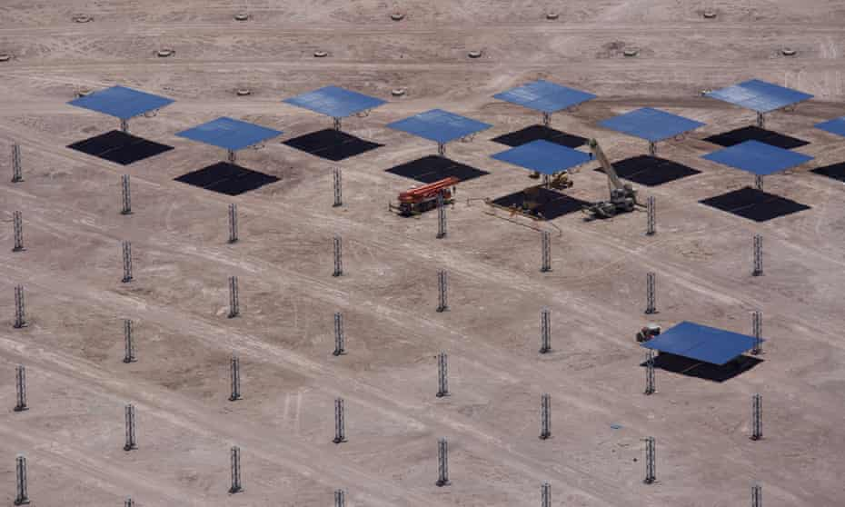 The plant's future is now in doubt while Abengoa reorganises.
