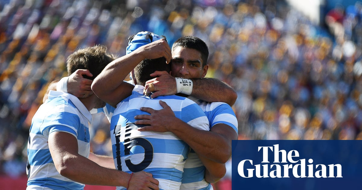 Argentina sign off from Rugby World Cup with convincing win over US
