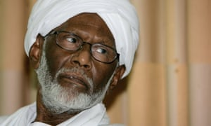 Hassan al-Turabi was a hard line Islamist for much of his life and helped to impost strict Sharia law throughout Sudan.