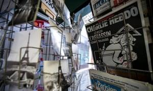 'So far Charlie Hebdo's defenders have fallen into two categories.'