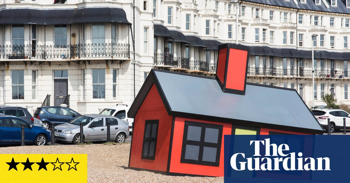 Folkestone Triennial Review Beached Bungalows And Giant Jelly