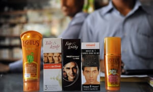 Skin-lightening creams are dangerous – yet business is booming  Can