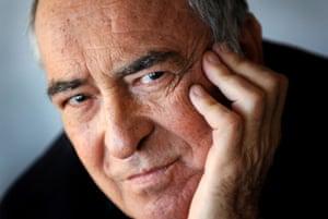 2008Bernardo Bertolucci Italian film director